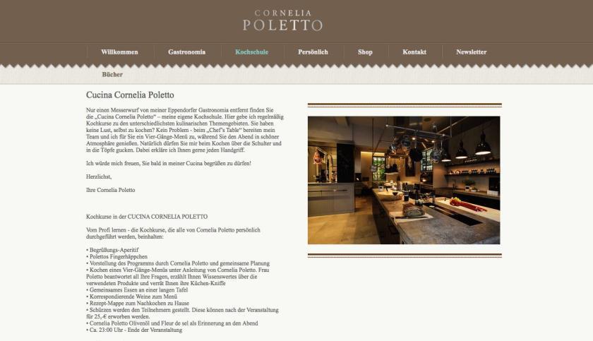 Cucina Cornelia Poletto