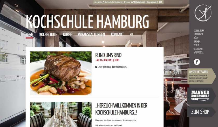 Kochschulen Hamburg