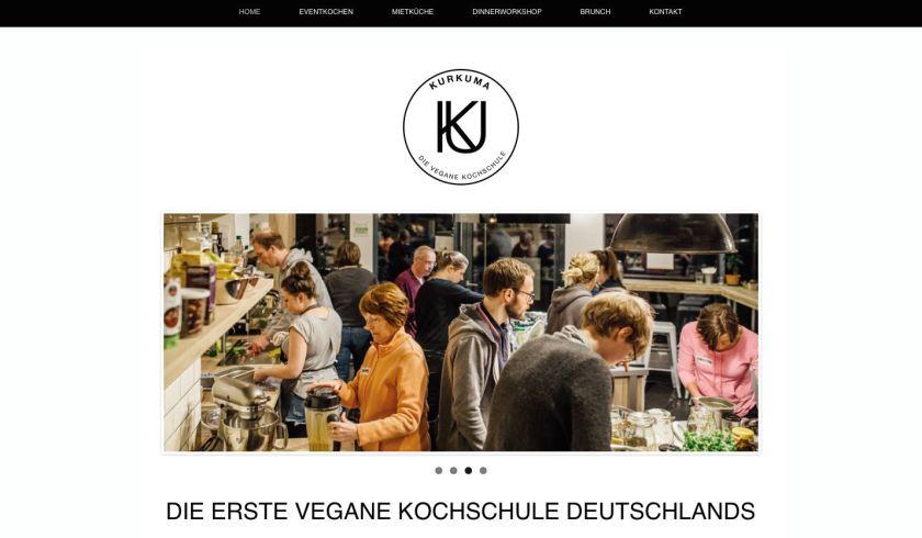 Kurkuma Vegane Kochschule Hamburg
