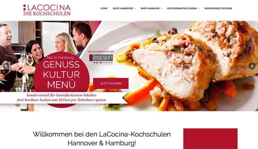 LaCocina Kochschule