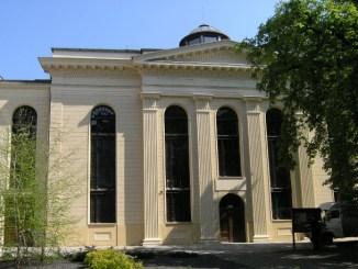 Synagoge Zum Weißen Storch Breslau
