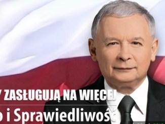 Jaroslaw Kaczynski, PiS
