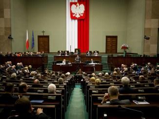 Der Sejm, das Parlament Polens
