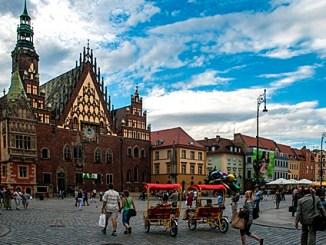 Breslau: Kulturhauptstadtjahr hat Halbzeit