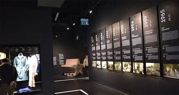 Ausstellung im CDP Stettin