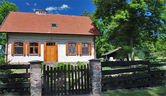 Traum: Ein Haus in Masuren Foto: © B. Jäger-Dabek