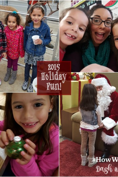 Merry Christmas: Our #HowWeFamily Holiday Traditions!
