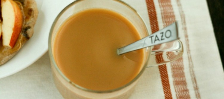 Start your Day with TAZO® Chai Latte K-Cup® pods!