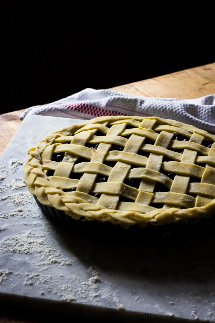 Blaubeer Pie (13 von 85)