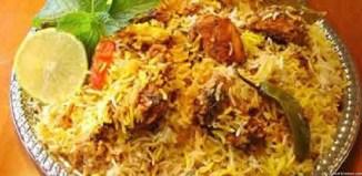 Sindhi Mutton Biryani