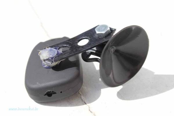 Rover Mini Xn - Kamerahalterung mit Microcam