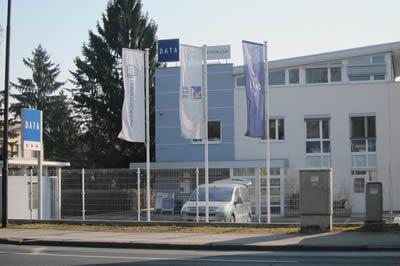 Building of company Data d.o.o.