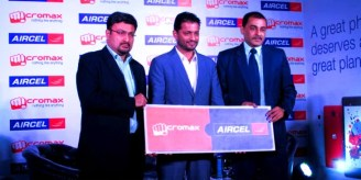 Micromax join hands with Aircel to Offer bundled 2G/3G plans on Smartphones and 3G Dongles