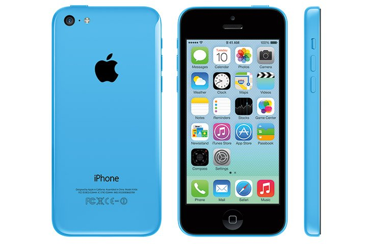 Apple iPhone 5C Budget Smartphone