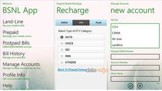 BSNL unveils 'My BSNL' App for Android and Windows Phone offers Recharges and Bill Payments