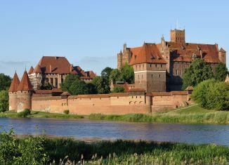 Malbork Castle Poland