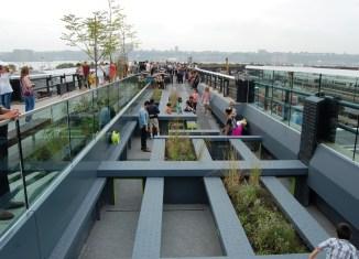 New York City High Line Park Phase 3