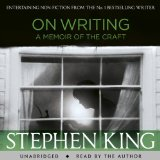 on writing by stephen king audiobook