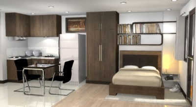 Studio Type Condo   Linmarr Towers - Davao Property Finder