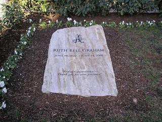 Ruth Graham Memorial