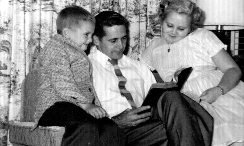Dad Bible cropped