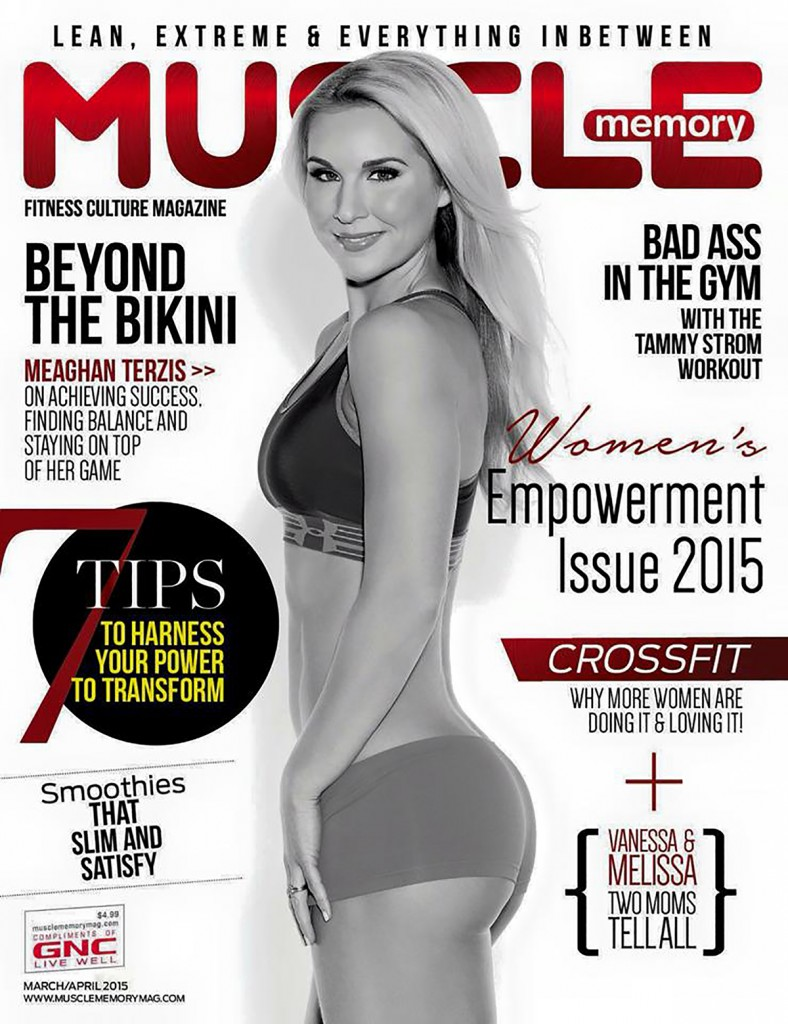 Meaghan Terzis Muscle Memory Mag