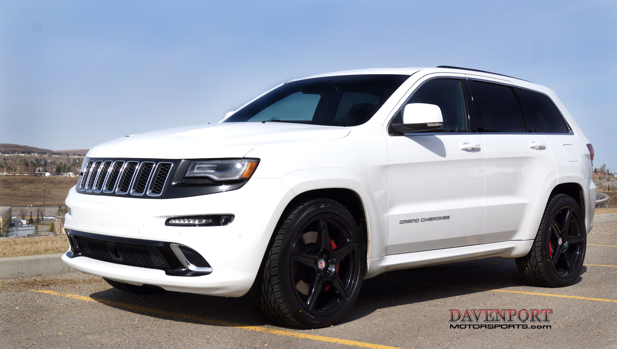 Jeep Grand Cherokee Srt8 Archives Davenport Motorsports