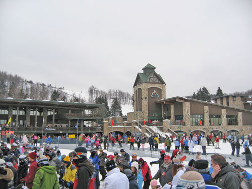 7 Springs resort