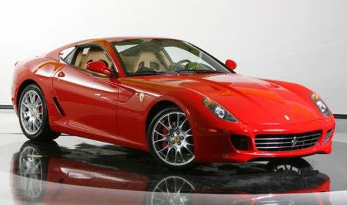 Ferrari 599 GTB Fiorona