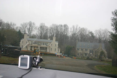 Mansion in northern Virginia