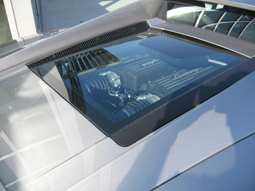 Lamborghini Gallardio LP560-4