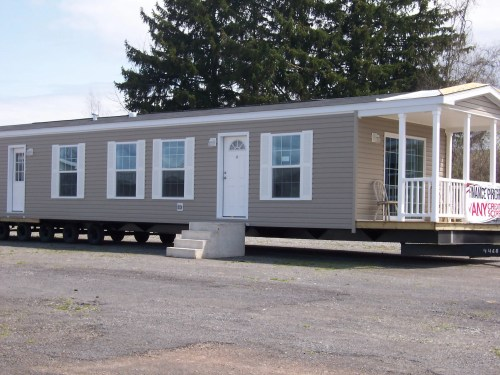 Medium Of Single Wide Mobile Homes
