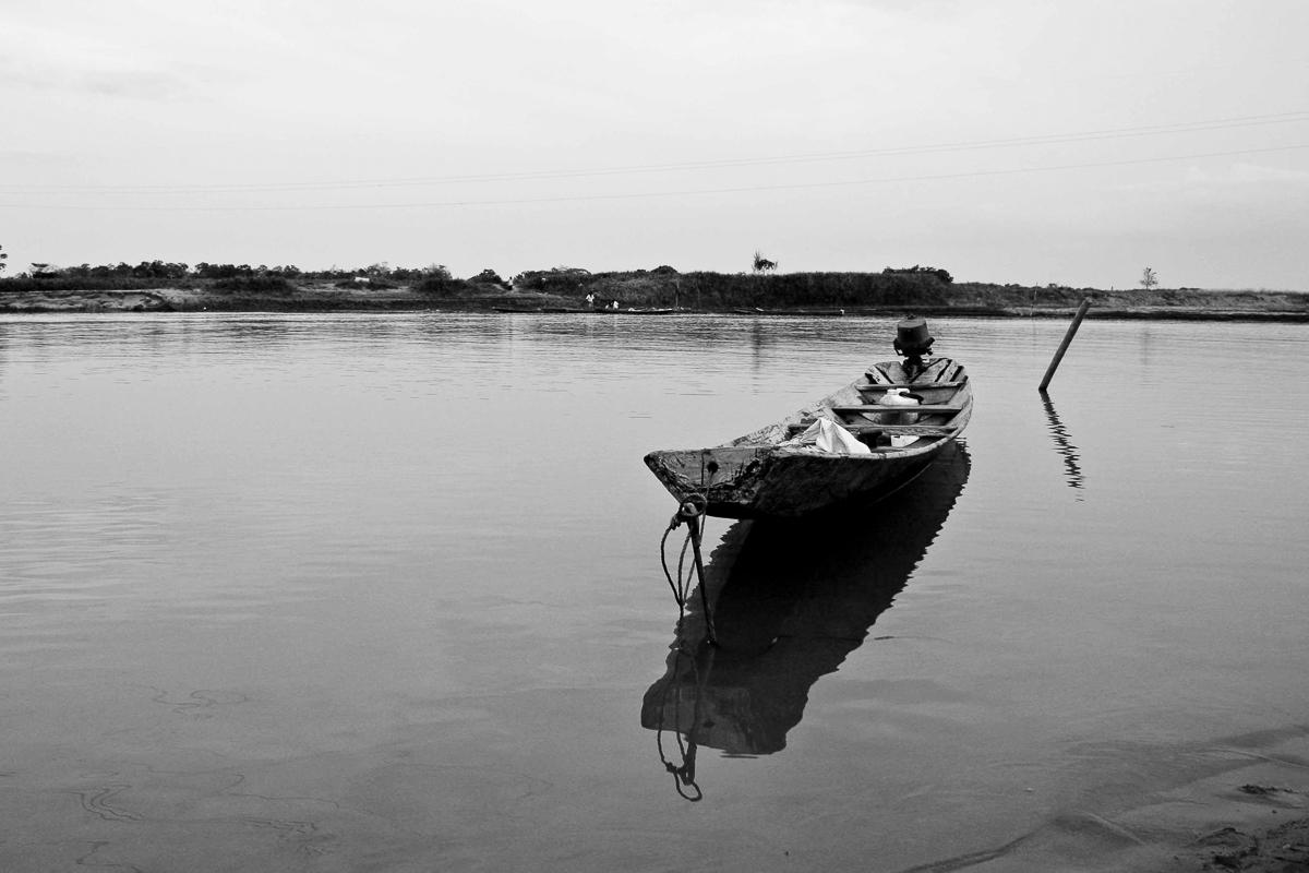 Meta River, Puerto López