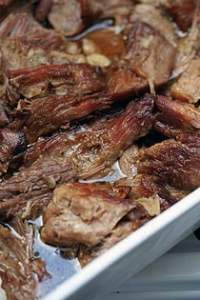 carnitas of pork
