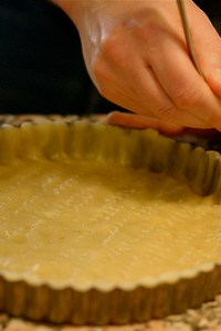 french tart dough pastry