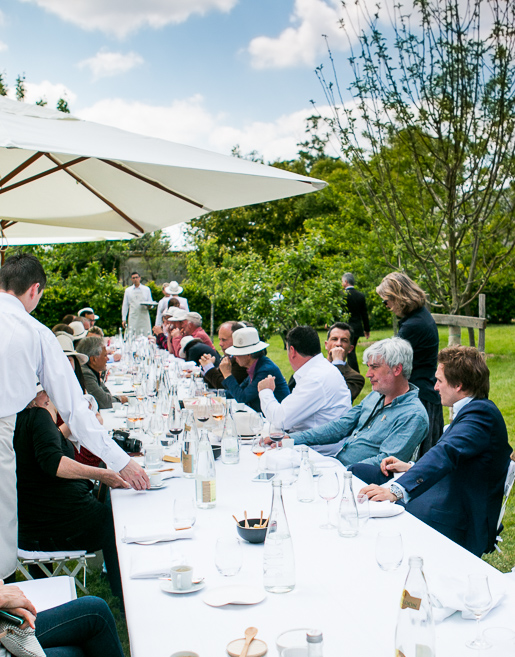 Alain Ducasse Picnic at Versailles, France-14