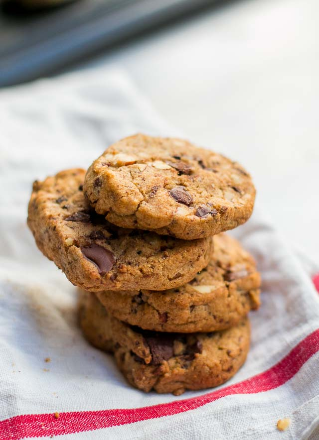 Salted Butter Chocolate Chip Cookie Recipe - David Lebovitz