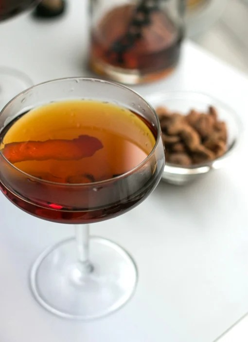 Toronto Cocktail recipe