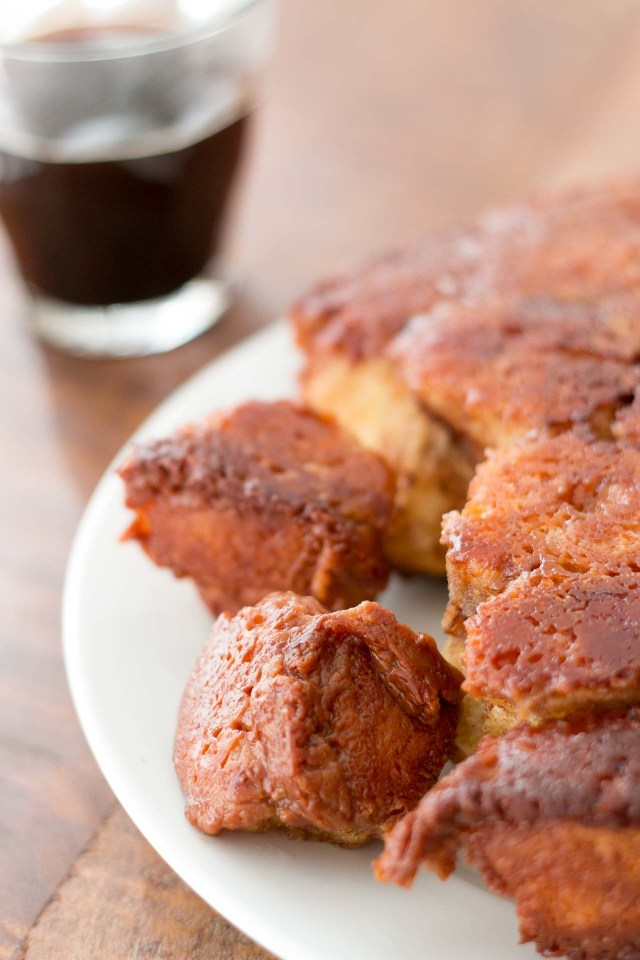 Monkey Bread Recipe (Low Sugar)