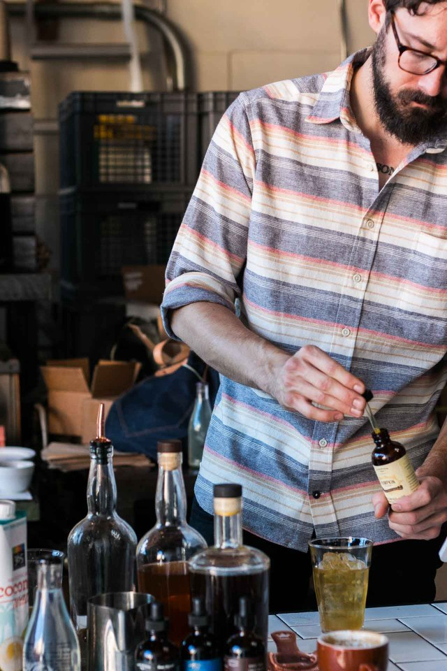 Rob Easter of Workhorse Rye