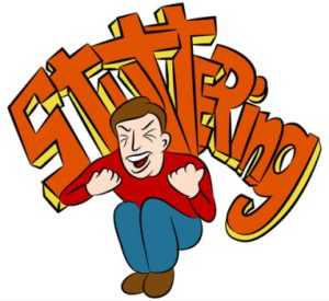 Overcome stammering and stuttering