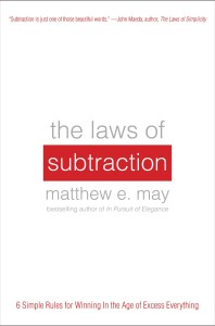 Cover Laws of Subtraction