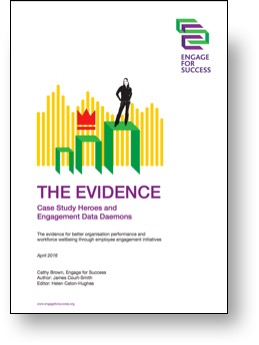 Engage for Sucess More Evidence Cover
