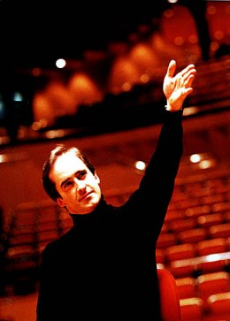 Conductor James ConlonW