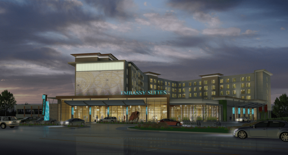 Embassy Suites Hotel Settles Lawsuit with Harrington