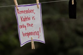 """Students Continue Calls for Reform, Deem Katehi's Paid Leave a """"Partial Victory"""""""