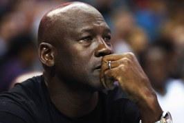 Michael Jordan Speaks Out on Police, African Americans Shootings
