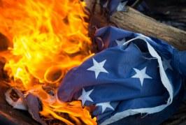 Flag Burning is Free Speech