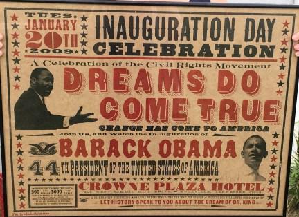 Barak Obama Poster