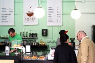 $20 VALUE - one $20 gift card to this wonderful coffee shop in Nickel's Arcade (6 available)